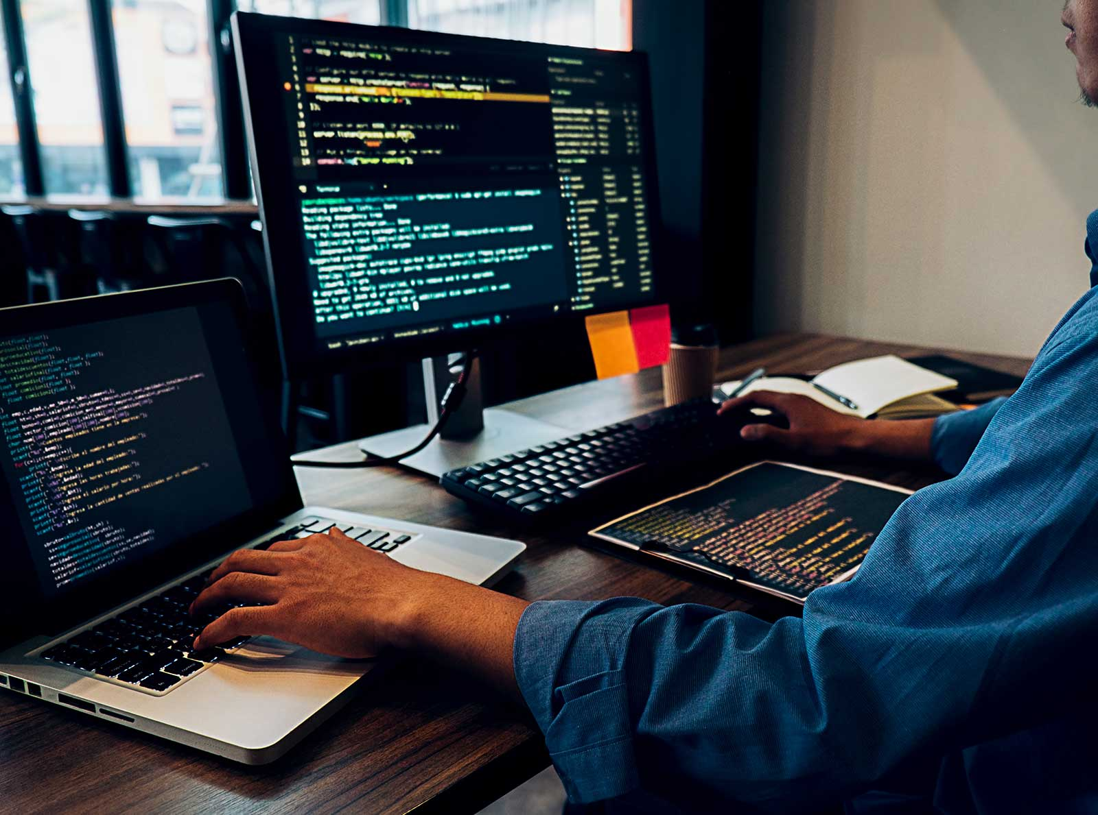 The most common vulnerabilities with web application development